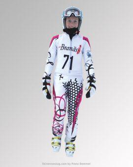 Rennanzug ski alpin bogner